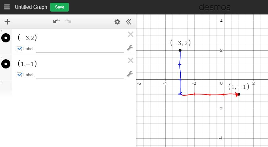 point slope form desmos  Connect the Dots with Linear equation • Activity Builder by ...