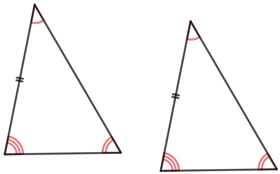 Triangle Congruence Criteria Card Sort Activity Builder By Desmos